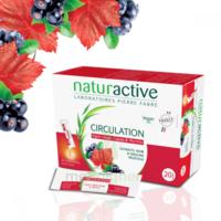 Naturactive Phytothérapie Fluides Solution Buvable Circulation 20 Sticks/10ml