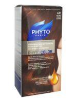 Phytocolor Coloration Permanente Phyto Blond Fonce Cuivre 6c à BOUILLARGUES