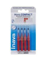 Inava Brossettes Mono-compact Rouge Iso 4 1,5mm à BOUILLARGUES