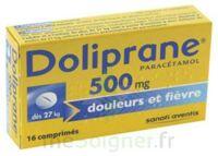 Doliprane 500 Mg Comprimés 2plq/8 (16) à BOUILLARGUES