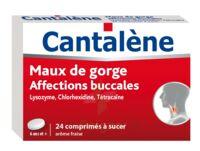 Cantalene, Comprimé à Sucer à BOUILLARGUES