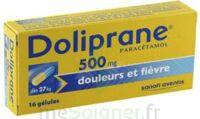 Doliprane 500 Mg Gélules B/16 à BOUILLARGUES