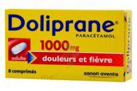 Doliprane 1000 Mg Comprimés Plq/8 à BOUILLARGUES