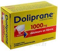 Doliprane 1000 Mg Poudre Pour Solution Buvable En Sachet-dose B/8 à BOUILLARGUES