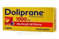 Doliprane 1000 Mg Gélules Plq/8 à BOUILLARGUES