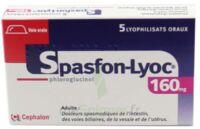 Spasfon Lyoc 160 Mg, Lyophilisat Oral à BOUILLARGUES