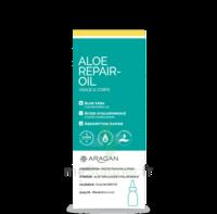 Aragan Aloé Repair-oil Huile Concentration X 2*fl/50ml à BOUILLARGUES