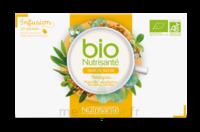 Nutrisanté Infusions Bio Tisane Régulation Des Sucres 20 Sachets à BOUILLARGUES