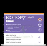 Aragan Biotic P7 Adulte Poudre 30 Sticks à BOUILLARGUES
