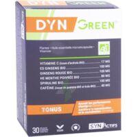 Synactifs Dyngreen Bio Gélules B/30 à BOUILLARGUES