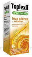 Toplexil 0,33 Mg/ml Sans Sucre Solution Buvable 150ml à BOUILLARGUES