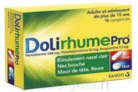 Dolirhumepro Cpr Plq/16 à BOUILLARGUES