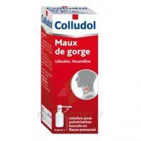 Colludol Solution Pour Pulvérisation Buccale En Flacon Pressurisé Fl/30 Ml + Embout Buccal à BOUILLARGUES