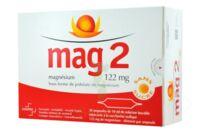 Mag 2 122 Mg S Buv En Ampoule Sans Sucre édulcoré à La Saccharine Sodique 30amp/10ml à BOUILLARGUES