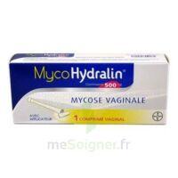 Mycohydralin 500 Mg, Comprimé Vaginal à BOUILLARGUES