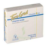 Fero-grad Vitamine C 500, Comprimé Enrobé à BOUILLARGUES