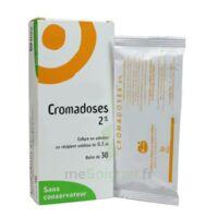 Cromadoses 2 Pour Cent, Collyre En Solution En Récipient Unidose à BOUILLARGUES