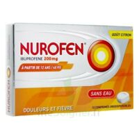 Nurofen 200 Mg, Comprimé Orodispersible à BOUILLARGUES