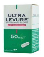 Ultra-levure 50 Mg Gélules Fl/50 à BOUILLARGUES