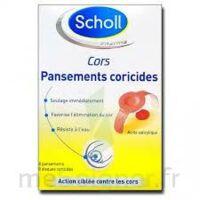 Scholl Pansements Coricides Cors à BOUILLARGUES