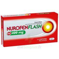 Nurofenflash 400 Mg Comprimés Pelliculés Plq/12 à BOUILLARGUES