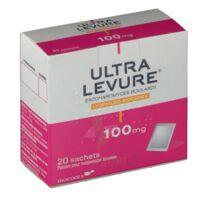 Ultra-levure 100 Mg Poudre Pour Suspension Buvable En Sachet B/20 à BOUILLARGUES
