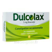 Dulcolax 5 Mg Comprimés Enrobés Gastro-résistants Plq/30 à BOUILLARGUES