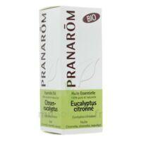 Huile Essentielle Eucalyptus Citronne Bio Pranarom 10 Ml à BOUILLARGUES