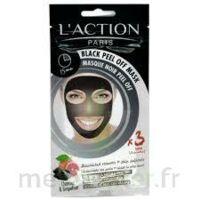 L'action Masque Au Charbon à BOUILLARGUES