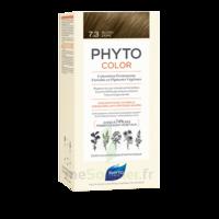 Phytocolor Kit Coloration Permanente 7.3 Blond Doré à BOUILLARGUES
