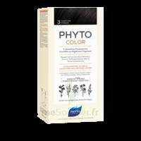 Phytocolor Kit Coloration Permanente 3 Châtain Foncé à BOUILLARGUES