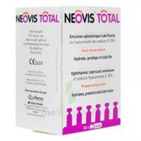 Neovis Total Solution Ophtalmique Lubrifiante Pour Instillation Oculaire 30 Unidose 0,4ml à BOUILLARGUES