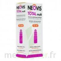 Neovis Total Multi S Ophtalmique Lubrifiante Pour Instillation Oculaire Fl/15ml à BOUILLARGUES