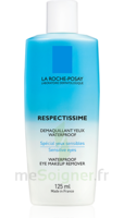 Respectissime Lotion Waterproof Démaquillant Yeux 125ml à BOUILLARGUES