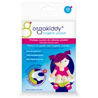 Orgakiddy Protège-cuvette Toilettes Xl Pochette/10