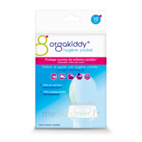 Orgakiddy Protège-cuvette Toilettes Pochette/10
