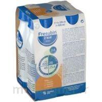 Fresubin 2kcal Drink Nutriment Caramel 4 Bouteilles/200ml à BOUILLARGUES