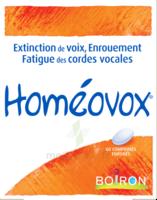 Boiron Homéovox Comprimés à BOUILLARGUES
