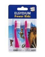 Elgydium Recharge Pour Brosse à Dents électrique Age De Glace Power Kids à BOUILLARGUES