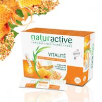Naturactive Phytothérapie Fluides Solution Buvable Vitalité 2b/20 Sticks/10ml à BOUILLARGUES