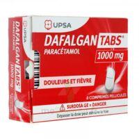 Dafalgantabs 1 G Cpr Pell Plq/8 à BOUILLARGUES